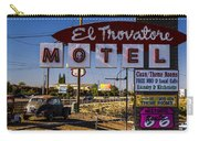 El Trovatore Motel Carry-all Pouch