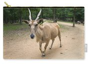 Eland Antelope Out In The Open Carry-all Pouch