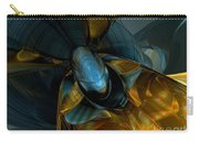 Elated Abstract Carry-all Pouch
