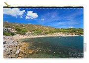 Elba Island - Beach In Seccheto  Carry-all Pouch