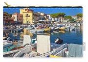 Elba Island - Marina Di Campo Carry-all Pouch