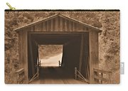 Elder Mill Covered Bridge Carry-all Pouch