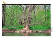 Elder Tree Carry-all Pouch