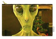 Elderly Alien Carry-all Pouch
