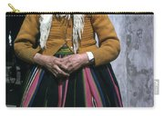 Elderly Woman Carry-all Pouch