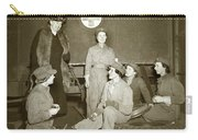 Eleanor Roosevelt (1884-1962) Carry-all Pouch