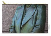 Eleanor Roosevelt Memorial Detail Carry-all Pouch