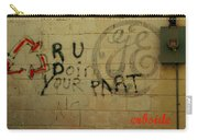 Electric Graffiti  Carry-all Pouch