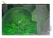 Electric Green Carry-all Pouch