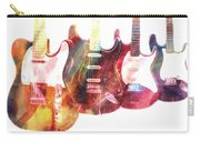 Electric Guitars Carry-all Pouch