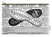 Electric Socks, 1884 Carry-all Pouch