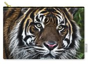 Electric Tiger Carry-all Pouch