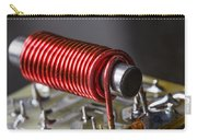 Electrical Coil With Iron Core Carry-all Pouch