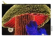 Electrical Wonderland Carry-all Pouch by Benjamin Yeager