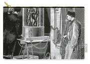 Electroplating The Dead, 1891 Carry-all Pouch
