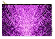 Electrostatic Pink Carry-all Pouch