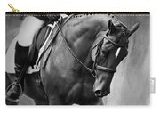 Elegance - Dressage Horse Carry-all Pouch