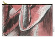 Elegant Pink - Nudes Gallery Carry-all Pouch
