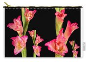 Elegant Sensual Romantic Flower Bouquet For Valentine's Day Carry-all Pouch