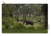 Elephant   #0068 Carry-all Pouch