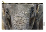 Elephant Close Up 1 Carry-all Pouch