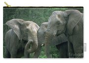 Elephant Ladies Carry-all Pouch