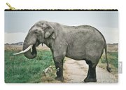 Elephant Roadblock Carry-all Pouch