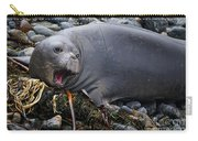 Elephant Seal Of Ano Nuevo State Reserve Carry-all Pouch