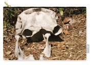 Elephant Skull Carry-all Pouch