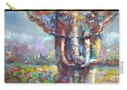 Elephant Thirst Carry-all Pouch