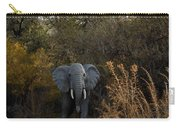 Elephant Trail Carry-all Pouch