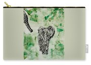 Elephant Walk Carry-all Pouch