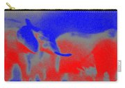 Elephants En Cavale Carry-all Pouch