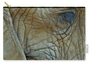 Elephant's Face Carry-all Pouch