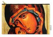 Eleusa Icon Carry-all Pouch