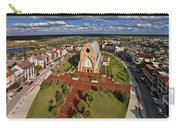 Elevated View Of Ave Maria Oratory Carry-all Pouch