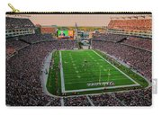 Elevated View Of Gillette Stadium, Home Carry-all Pouch