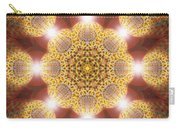 Eleven Sacred Steps Of Light K1 Carry-all Pouch by Derek Gedney