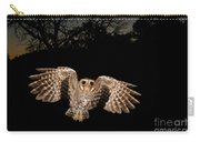 Elf Owl Carry-all Pouch by Scott Linstead