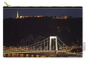 Elisabeth Bridge Budapest Carry-all Pouch