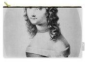 Elisabetta Sirani (1638-1665) Carry-all Pouch