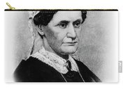 Eliza Mccardle Johnson (1810-1876) Carry-all Pouch