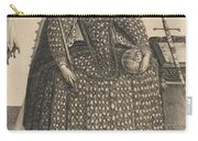 Elizabeth, Queen Of England, C.1603 Carry-all Pouch