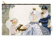 Elizabethan England Carry-all Pouch by Georges Barbier