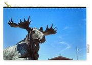 Elk And Monument Carry-all Pouch