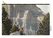 Elk At Cathedral Rock Carry-all Pouch