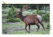 Elk Bull Carry-all Pouch