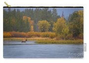 Elk Crossing Carry-all Pouch