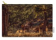 Elk Herd Carry-all Pouch