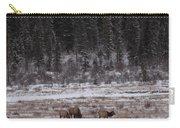 Elk Landscape Carry-all Pouch
